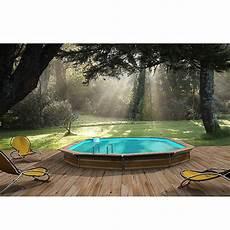piscine semi enterrée bois prix kit piscine semi enterree achat vente pas cher