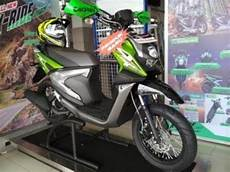 X Ride 2018 Modif by X Ride 125 2018 Versi Supermoto