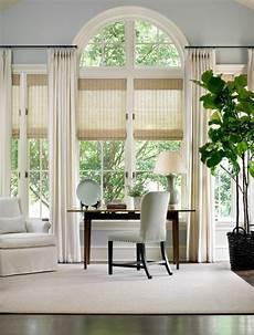 fenstergestaltung ohne gardinen 60 elegante designs gardinen f 252 r gro 223 e fenster