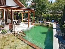 Schwimmen Auf Engem Raum Pools In Kleine G 228 Rten Bauen