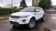 land rover d occasion land rover evoque d occasion 2 2 sd4 190 pack tech