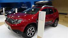 Dacia Duster 2019 Motoren - 2019 dacia duster techroad 1 3 tce 130 fap exterior and
