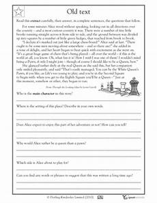 worksheets about school 18772 5 great reading worksheets grade 5 putting sentences in order greatschools