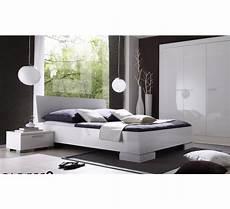 lit moderne blanc lit 160x200 moderne blanc laqu 233 quot lys quot 1912