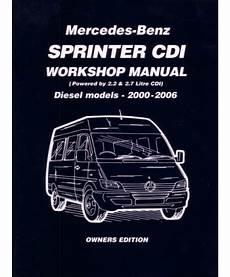 free download parts manuals 2000 mercedes benz e class interior lighting 2000 2006 dodge mercedes benz sprinter cdi service manual owners edition