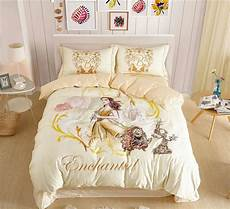 disney and the beast princess bedding sets