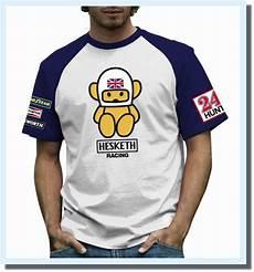hunt f1 mclaren formula1 new gp hesketh racing t shirt japan limited rare ebay