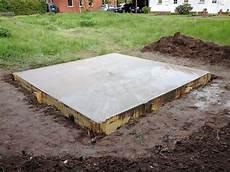 Estrich Beton F 252 R Au 223 En Fundament Mischungsverh 228 Ltnis Zement