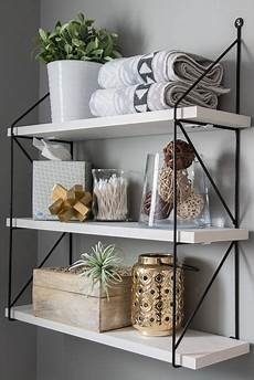 bathroom shelves decorating ideas fresh modern powder room reveal modern powder rooms decor room shelves