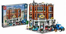 10264 Corner Garage Revealed As 2019 Lego Creator Expert