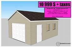 Garage 15 X 20 En Promotion B 226 Timent Pr 233 Fab