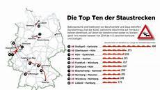 Adac Stauprognose Die Schlimmsten Stau Strecken