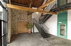 Foyer In Der Ehemaligen Scheune Umbau Und Erweiterung