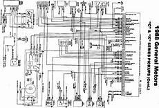 1989 Chevy Truck Wiring Diagram Ehotpics