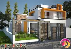 contemporary kerala house plans 1800sqft mixed roof kerala house design kerala house