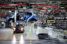 Opel Eisenach Thuringia Germany Plant Gm Authority