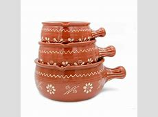 Traditional Portuguese Hand painted Clay Terracotta