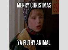 home alone ya filthy animal