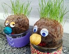 Tutoriels Plantations T 234 Tes Aux Cheveux En Herbe