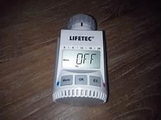 thermostat heizung elektronisch heizungsthermostat lifetec md12460 haus thermostat