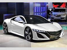 2015 Honda NSX   Acura NSX kommt 2015 als Honda NSX nach