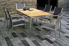 Gartenmöbel Holz Alu - gartenm 246 bel holz schroeer bauen und wohnen