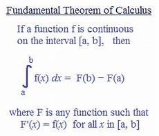 math plane definite integrals area fundamental theorem of calculus part 2