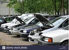 Used Cars Are Are Ready For The Export To Africa In
