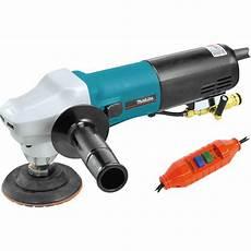makita 5001 water fed electric polisher s n