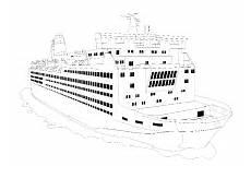 Ausmalbilder Polizeischiff Ausmalbild Polizeiboot Kinder Ausmalbilder
