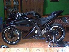 Modifikasi Custom by Modifikasi Yamaha Vixion Custom R125 By Mbc Yamaha