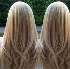 Stufenschnitt Lange Haare Hinten Hair And