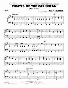 pirates of caribbean piano sheet music download pirates of the caribbean main theme piano sheet music by klaus badelt sheet music