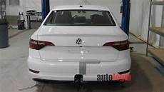 vw jetta mqb 2018 volkswagen jetta snapped without camo to mqb