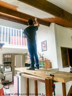 Peindre Un Plafond En Lambris En Un Week End Et