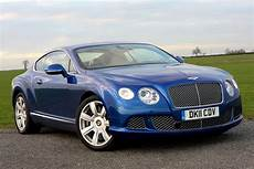 Bentley Continental Gt Coupe From 2003 Used Prices Parkers