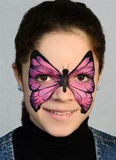 Schmetterling Schminken Einfache Anleitung Bilder Und