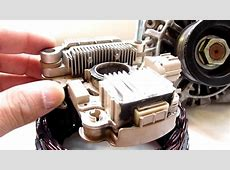 Alternator Honda Civic LX 2001 #3.MOV   YouTube