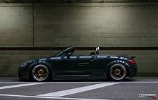 tuning audi tt roadster 8n side