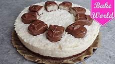 bounty torte selber machen schnell einfach backen