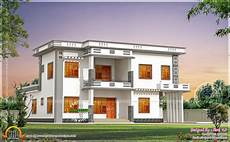 contemporary villa in different color combinations kerala home design and floor plans