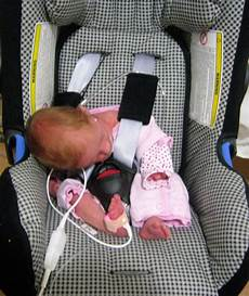 Kindersitz Auto Test - is the infant car seat challenge useful a pilot study in