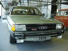 1979 Audi 100 5e The Audi 100 Introduced In 1976 Was One