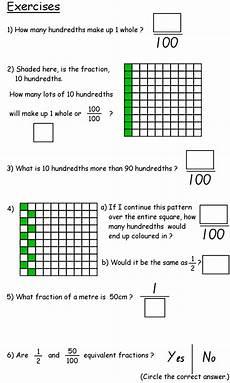 fraction worksheets year 4 4164 mathspower sle year 4 worksheet