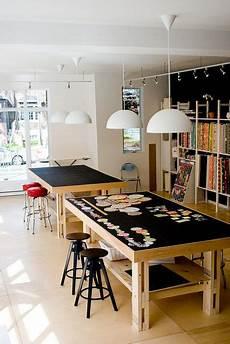 la maison boheme studio work table