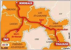 Lgv Bordeaux Dax Et Bordeaux Toulouse Le Gouvernement