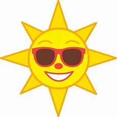 Clipart Of Sun
