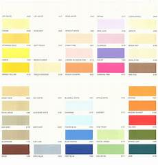 no 1 national plastic emulsion shade card no 1 national and tower paints