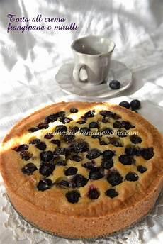 crema frangipane knam torta crema frangipane e mirtilli knam una siciliana in cucina torte idee alimentari mirtilli