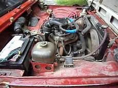 moteur lada niva 1600 en marche